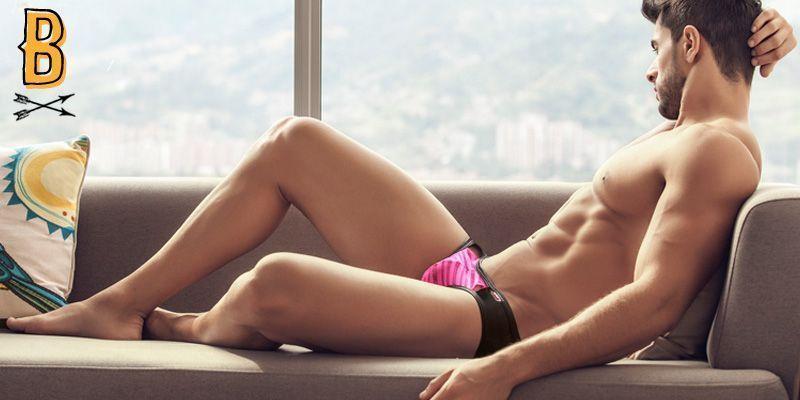 Pikante underwear ropa interior masculina sexy for Ropa interior chico