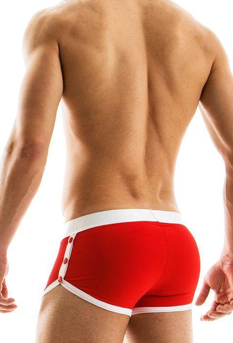 boxers rojos