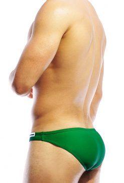 bañadores verdes hombre