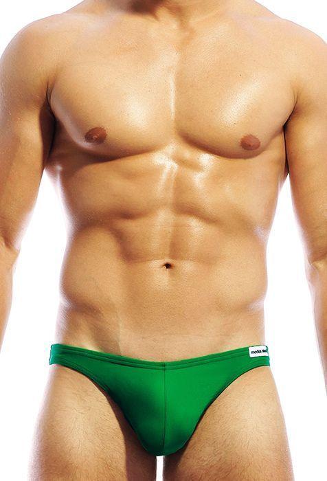 bañadores verdes