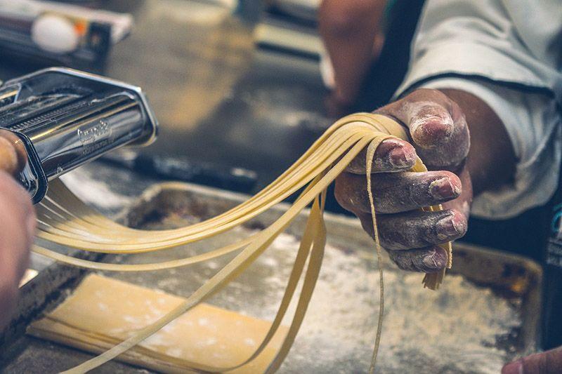 Como cocinar pasta