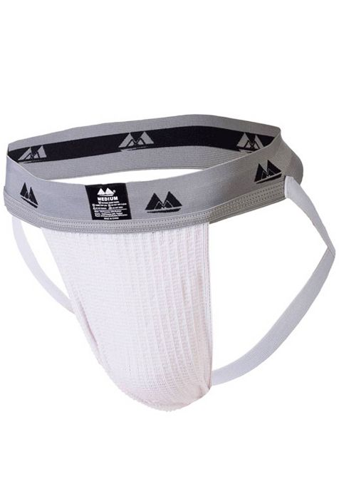 JOCKSTRAP MM SPORTS ORIGINAL BLANCO