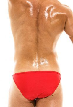 bañadores rojos para hombre