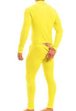 pijamas amarillos
