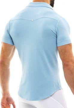 camisas vaqueras para hombre