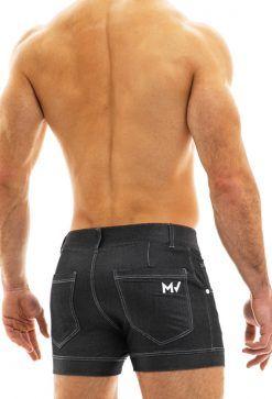 shorts vaqueros hombre