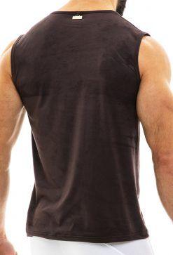 camisetas marrones