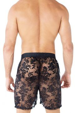 ropa interior masculina encaje